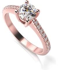 Eppi Zásnubní prsten s diamantmi Dalea