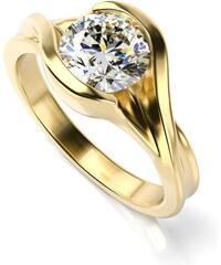 Eppi Zásnubní prsten s diamantem Dalyw
