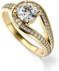 Eppi Zásnubní prsten s diamanty Nary