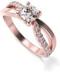 Eppi Zásnubní prsten s diamanty Sashy