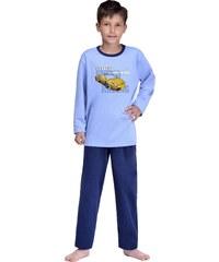 Taro Chlapecké pyžamo Olda modré