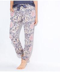Pantalon imprimé floral Etam