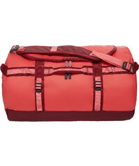 The North Face Base Camp S duffle bag red