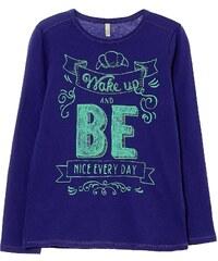 Benetton T-shirt - bleu