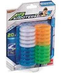 GOLIATH BV Air Shooters Diskerz - Jeu de tir - multicolore