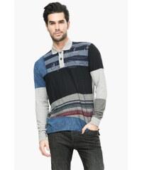 Desigual barevné tričko Pieces