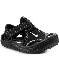 Sandalen NIKE - Sunray Protect (TD) 344925 011 Black/White/Dark Grey