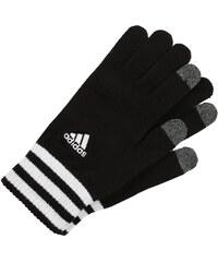 adidas Performance Fingerhandschuh black/white/dark grey heather