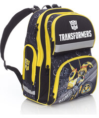 Karton P+P Anatomický batoh Ergo Compact- Transformers