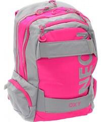 Karton P+P Anatomický batoh OXY Neon - růžový