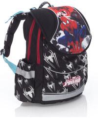 Karton P+P Anatomický batoh PLUS - Spiderman