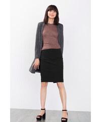 Esprit Pouzdrová sukně z pevného žerzeje