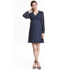 H&M MAMA Šifonové šaty