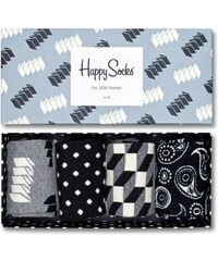 Ponožky Happy Socks Optic Gift Box XOPT09-9000