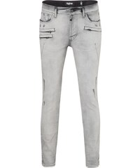 tigha Slim Fit Jeans Jona zip