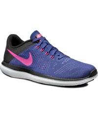 Schuhe NIKE - Nike Flex 2016 Rn 830751 500 Dk Purl Dst/Pnk Blst/Blk/Plst