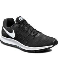 Boty NIKE - Nike Air Zoom Pegasus 33 831352 001 Black/White/Anthracite/Cl Grey