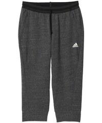 Pant adidas 3/4 bavlněné rouno V AX7577 AX7577 - L