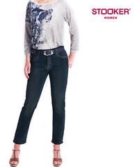 Stooker_Women Jeans slim fit Stooker Zermatt Noir-Bleu