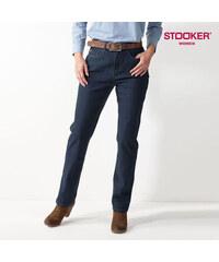 Stooker_Women Jeans stretch Stooker classique Nizza bleu foncé