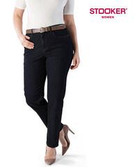 Stooker_Women Jeans classique regular Stooker Dubai Bleu-Noir
