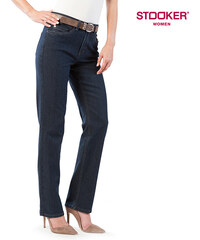 Stooker_Women Jeans regular fit Stooker Tokio Bleu-Noir