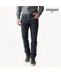 Stooker_Men Stooker Regular Straight-Jeans Frisco Deep-Blue - W32-L30