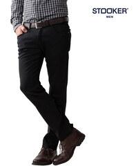 Stooker_Men Stooker Regular Straight-Jeans Frisco Black - W33-L30