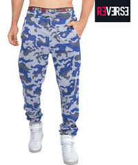 Re-Verse Sweatpants mit Camouflage-Muster - S