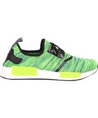 Lesara Sneaker in melierter Optik - Neongrün - 39