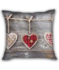 Huado dekorační povlak na polštář 45x45 Love Time