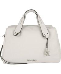 Calvin Klein Sacs portés main, Crystal Duffle Bag Light Grey en gris