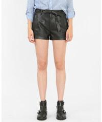 Pimkie Shorts aus Kunstleder