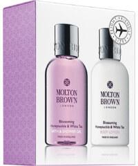 Molton Brown Mini Honeysuckle & White Tea Body Duo Körperpflegeset 1 Stück
