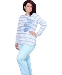 Taro Bavlněné dámské pyžamo Boženka