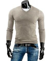 Pánský svetr Tnera béžový - béžová
