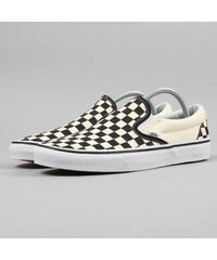 Vans Classic Slip - On blk / whtchckerboard / wht