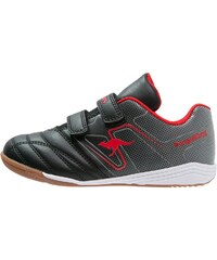 KangaROOS KLAB Sneaker low black/flame red