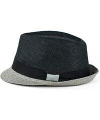 Art of Polo Dvoubarevný trilby klobouk se stuhou