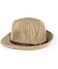 Art of Polo Měkký béžový trilby klobouk na léto