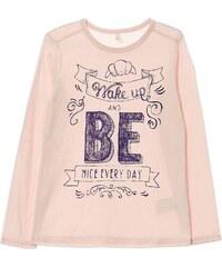 Benetton T-shirt - rose