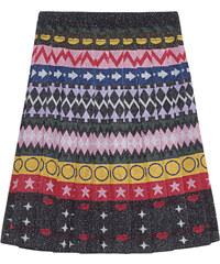 MARY KATRANTZOU Mandy Sparkle Knit Multi
