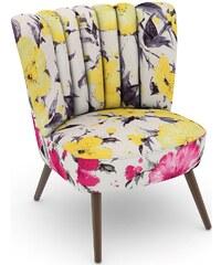Max Winzer® build-a-chair Stuhlsessel »Aspen« im Retrolook, zum Selbstgestalten