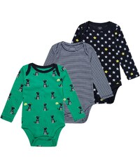 GAP 3 PACK Body blue/multicolor