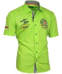 ce8b284c123 Binder de Luxe pánské košile s krátkým rukávem - Glami.cz