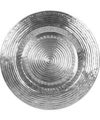 ORIENTAL LOUNGE Servírovací talíř alu 41 cm