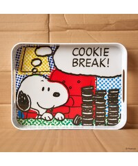 PEANUTS Podnos Snoopys Cookie Break