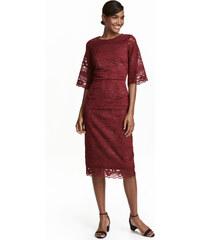H&M Krajkové šaty
