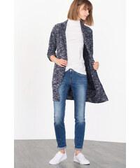Esprit Melír. pletený kabát se strukturou