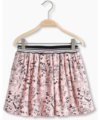 Esprit Splývavá sukně s tygřím a potiskem